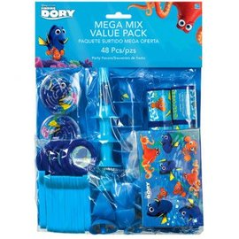 ©Disney/Pixar Finding Dory Mega Mix Value Pack, 48 pieces- Clearance