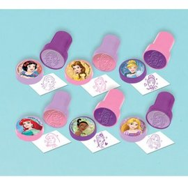 Disney Princess Stamper Set -6pc