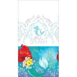 ©Disney Ariel Dream Big Plastic Table Cover