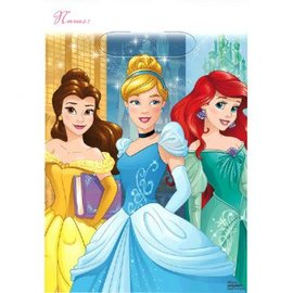 Disney Princess Loot Bag 8Ct