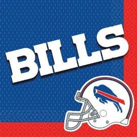 Buffalo Bills Luncheon Napkins-16ct
