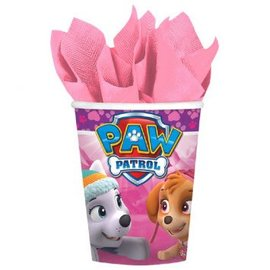 Paw Patrol™ Girl Cups, 9 oz. -8ct - Clearance