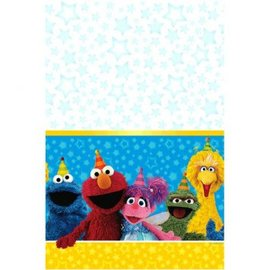 Sesame Street® Plastic Table Cover