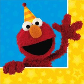 Sesame Street® Luncheon Napkins-16ct