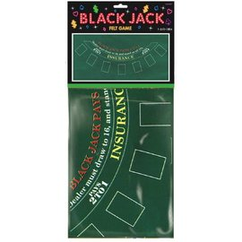 Blackjack Felt Game