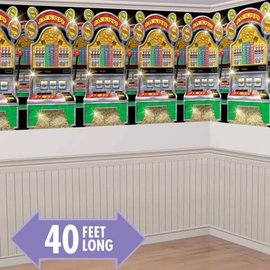 Casino Slot Machine Room Rolls
