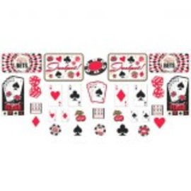 Casino Mega Value Pack Cutout Assortment