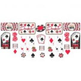 Casino Mega Value Pack Cutout Assortment
