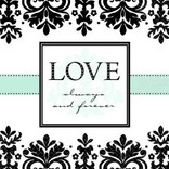Always & Forever Lunch Napkins-16ct