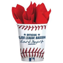 Rawlings™ Baseball Cups, 9 oz. 8CT