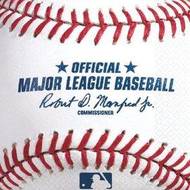 Rawlings™ Baseball Luncheon Napkins-16ct