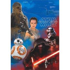 Star Wars™ Episode VII Folded Loot Bag