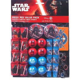 Star Wars™ Episode VII Mega Mix Value Pack Favors