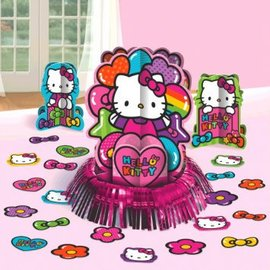 Hello Kitty Table Decorating Kit - Clearance