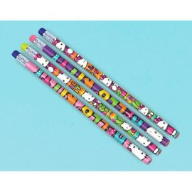 Pencils Hello Kitty Rainbow 12Ct