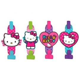 Hello Kitty Rainbow Blowouts 8ct. - Clearance