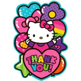 Hello Kitty Thank you 8ct. - Clearance