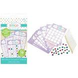 Baby Shower Deluxe Bingo 16 cards