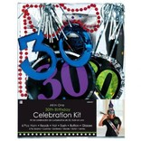 30th Birthday Party Kit