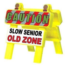 "Mini ""Old Zone"" Barricade"