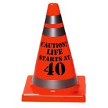 40th Birthday Cone