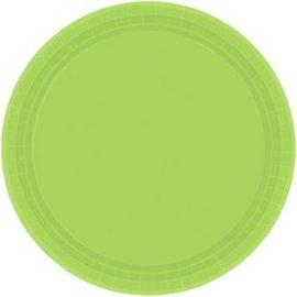 "Kiwi Paper Plates, 7"" 8ct"