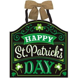 St. Patrick's Day Irish Sign