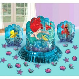 ©Disney Ariel Dream Big Table Decorating Kit