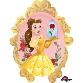 "Beauty and the Beast Balloon, 31"" (#10)"