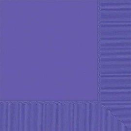 New Purple 2-Ply Luncheon Napkins