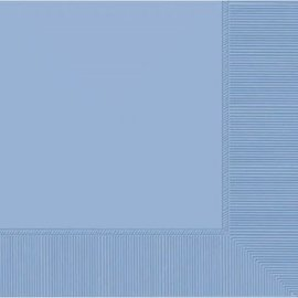 Pastel Blue 2-Ply Luncheon Napkins, 50ct
