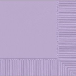 Lavender 2-Ply Luncheon Napkins, 50ct
