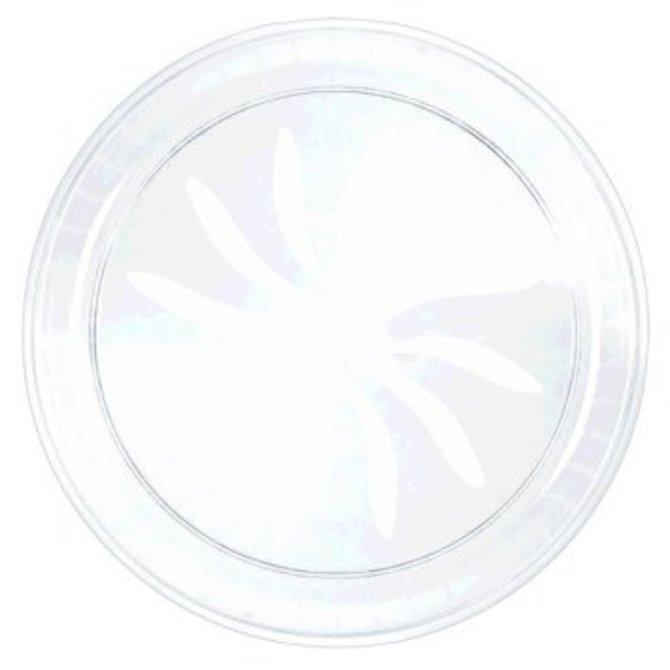 "16"" Platter - Clear"