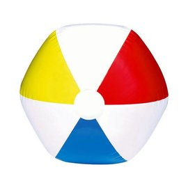 Inflatable Beach Ball Primary - Colors