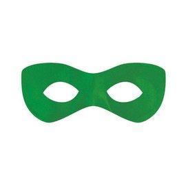 Green Super Hero Mask
