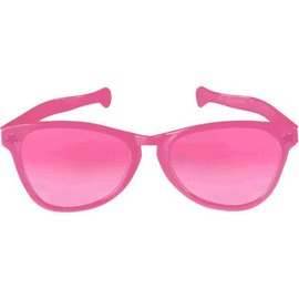 Pink Jumbo Glasses