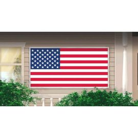 Patriotic Giant Party Sign