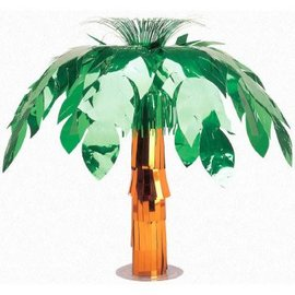 Foil Palm Tree Centerpiece 20