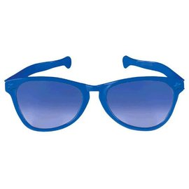 Blue Jumbo Glasses