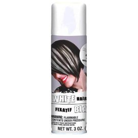 White Hair Spray 3oz