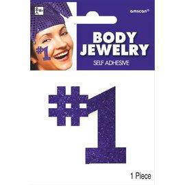 Purple Body Jewelry