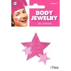 Pink Body Jewelry