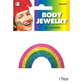 Rainbow Body Jewelry