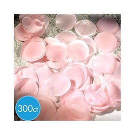 "Rose Flower Petals - Pink, 2"" 300ct"