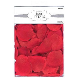 "Rose Flower Petals - Red 2"" 300ct"
