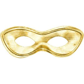 Gold Superhero Mask