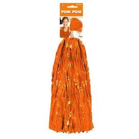Orange Pom Pom Mix