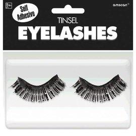 Black Tinsel Eyelashes