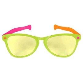 Neon Jumbo Glasses