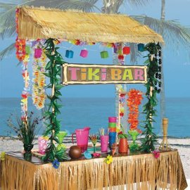 Tiki Bar Hut